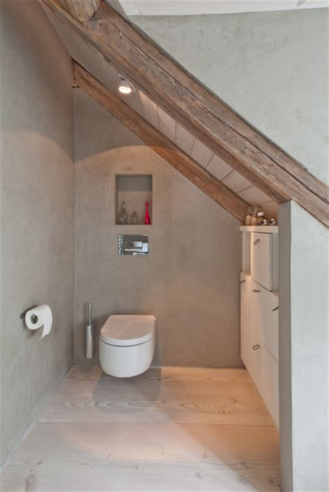 Kleines Badezimmer Dachgeschoss by Badezimmer Im Dachgeschoss Modern Badezimmer Hamburg