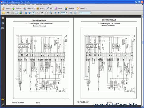 Nissan Forklift Electric Order Download