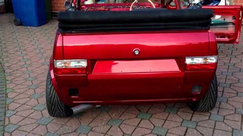 vw golf mk cabriolet tfsi  cdl engine conversion youtube
