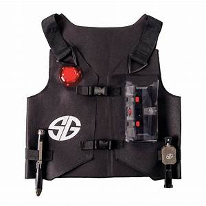 Spin Master - Spy Gear Tactical Vest