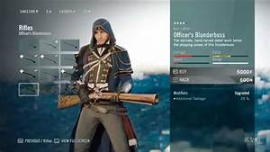 Assassin's Creed: Unity - All Rifles (PC HD) [1080p] - YouTube