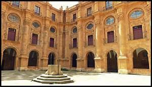 Universidad De Salamanca  La M U00e1s Antigua De Espa U00f1a