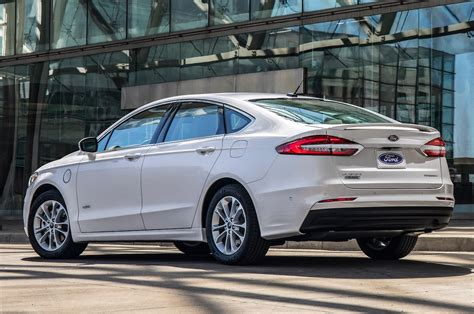 2019 Ford Fusion First Look Seventhyear Itch  Cars Tabloid