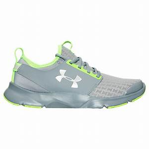 Men s Under Armour Drift RN Neon Running Shoes Finish Line