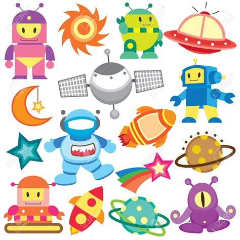 outer space clipart robots clipart clipart panda free clipart images