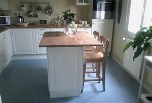 Ikea Plan De Cuisine : ilot cuisine sur mesure ikea ~ Farleysfitness.com Idées de Décoration