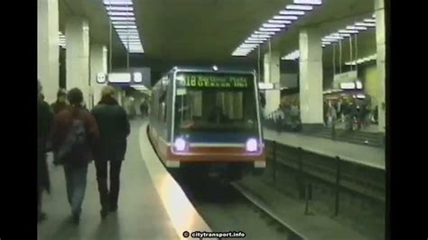 london dlr p p trains  germany youtube