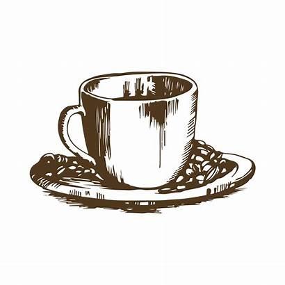 Coffee Sketch Mug Cafe Iced Espresso Turkish