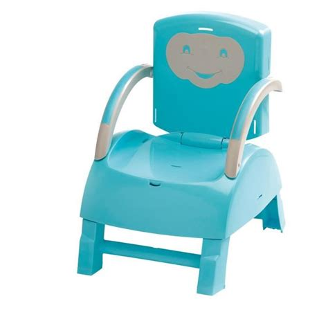 rehausseur de chaise years thermobaby réhausseur de chaise turquoise et gris achat