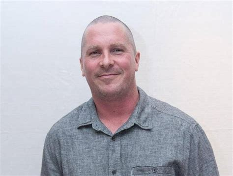 Christian Bale Looks Almost Unrecognisable After Putting