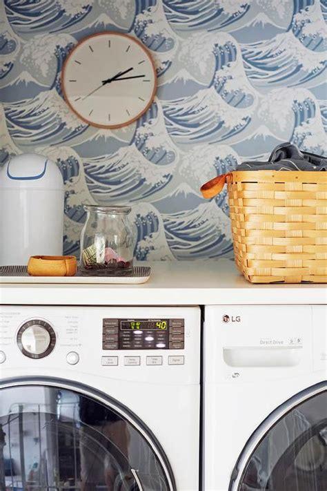 walk  closet laundry room design ideas