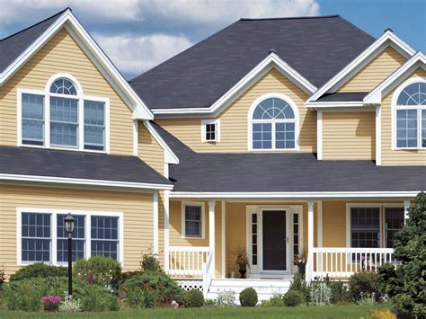 colors of siding certainteed siding vinyl polymer and composite