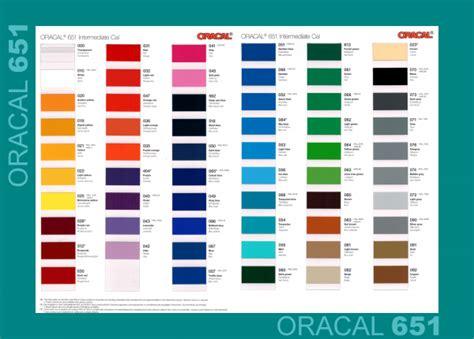 oracal 651 color chart euromediaprint gmbh oracal 651 intermediate cal 1260mm b