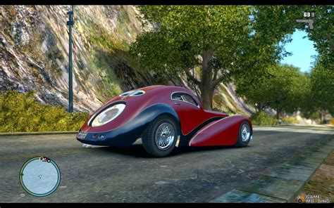 Truffade Z-type Of Gta V For Gta 4