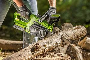 Top 10 Best Cordless Chainsaw Buying Guide   Updated 2019