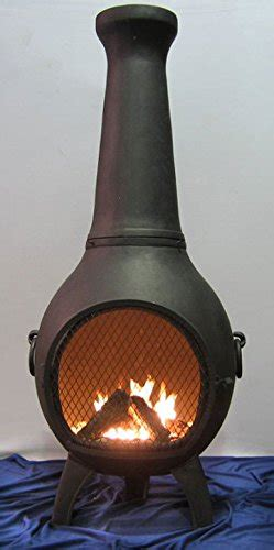 prairie chiminea the blue rooster prairie chiminea with gas kit 20 hose