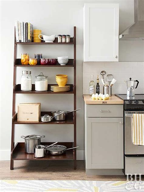country kitchen storage ideas affordable kitchen storage ideas better homes gardens 6147