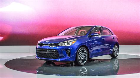 2018 Kia Rio 5door Unveiled In Montreal
