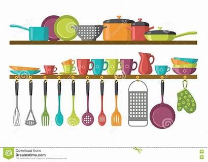 Kitchen Utensils Cooking Shelves Utensilios Cocina Pots