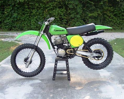 Vintage Kawasaki by 1980 Kawasaki Klx250 Showcase Bike Vintagemx Net
