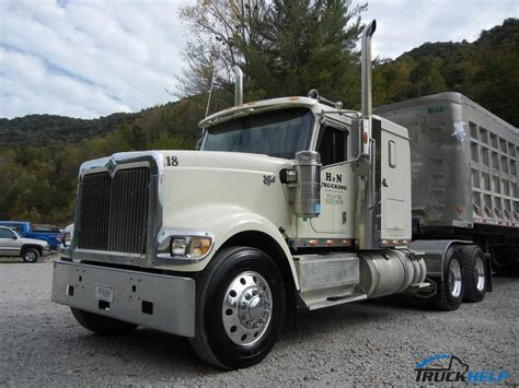 2000 International 9900 Eagle For Sale In Atlanta, Ga By