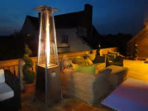 Patio Heater Glass Tube by Top 3 Patio Heaters For Keeping You Warm Outdoors The
