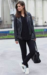 Trends How to Wear Adidas Superstar Sneakers - Lena Penteado