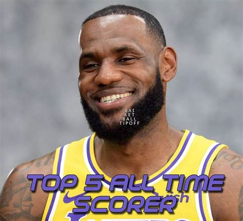 Lebron James Passes Wilt Chamberlain and is a TOP 5 NBA ...