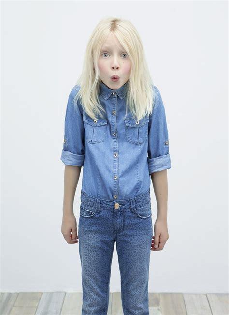 Zara Kids Lookbook