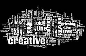 Creative Word Collage