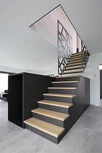 1000 idees a propos de escalier metallique sur pinterest With peindre rampe escalier bois 9 yves deneyer menuiserie metallique ferronnerie