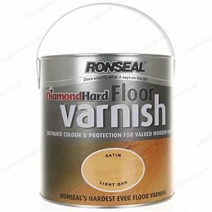 Ronseal diamond hard floor varnish matt your new floor for Floor varnish matt