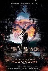 Mockingjay Part 1 Poster!! | The Hunger Games-->Catching ...
