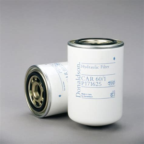 P171625 - All Products, Hydraulic Filters, Return Filter, In-Line (Spin On), Spin On Filter ...