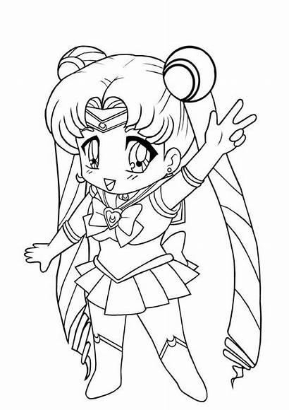 Anime Coloring Colorir Manga Coloriage Ausmalbilder Desenhos