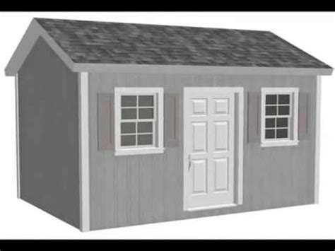 10x14 Shed Plans Free by Storage Shed Plans 10x14 Free