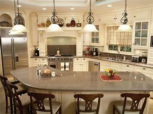 Country kitchen islands with seating for Country kitchen islands with seating
