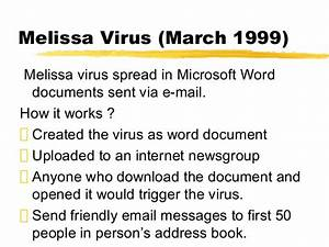Viruses and anti viruses for Word documents virus