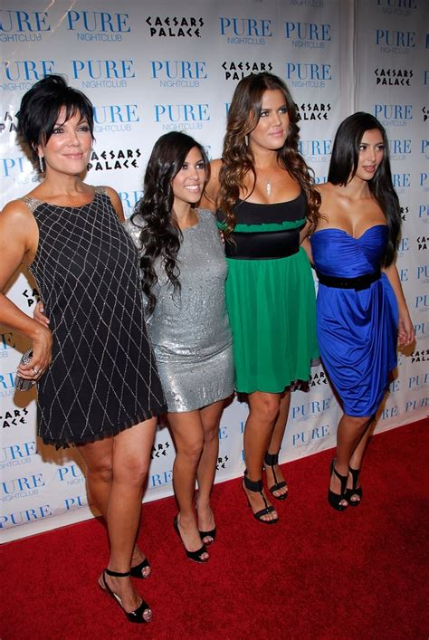 Pictures of the Kardashian-Jenner Family Over the Years ...