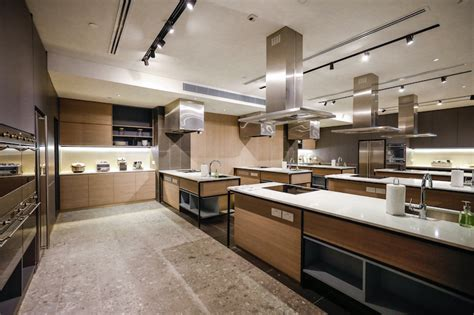 Professional Kitchen Design Ideas - singapore 39 s first communal cooking open kitchen concept debuts at the new downtown gallery