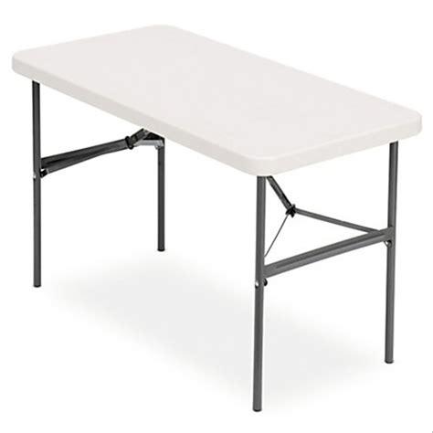 jual bisa diorder meja lipat portabel warna putih di lapak lisiati store lisiatistore