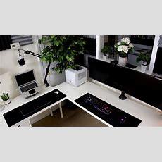 Best Desk?  Ikea Desk Hack  Ikea Furniture  Gaming Desk