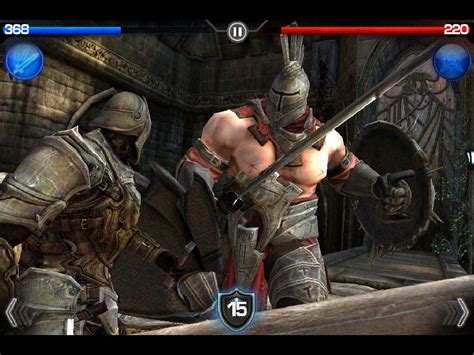 infinity blade for android infinity blade en android por ahora hobbyconsolas