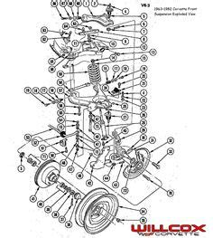 corvette heater control cable routing wac