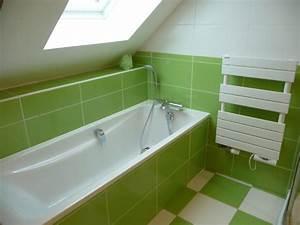 Moderniser Une Salle De Bain : une salle de bain color e bricobistro ~ Zukunftsfamilie.com Idées de Décoration