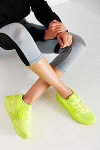 Neon Sneakers on Pinterest