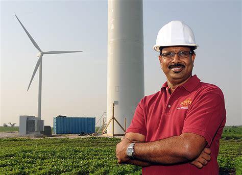 Iowa State Engineering Wind Energy Initiative Builds