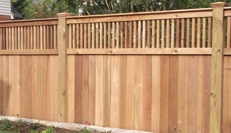 fence types and cost how much does a fence cost inch calculator