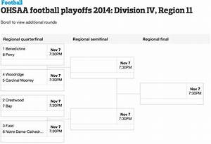 Division IV football printable playoff brackets statewide ...