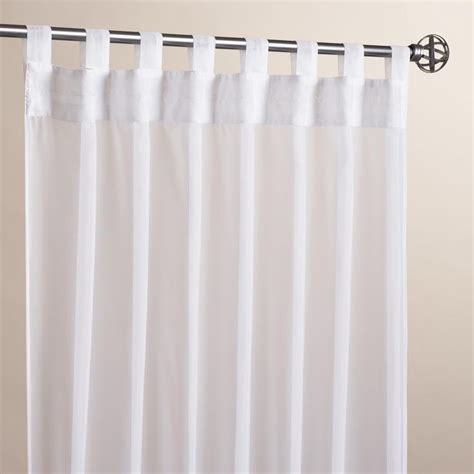 17 best ideas about tab top curtains on tab
